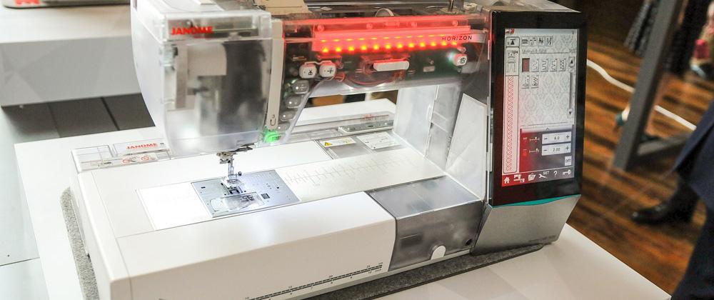 Maszyny do szycia Janome nagrodzone tytułem Super Marka 2021