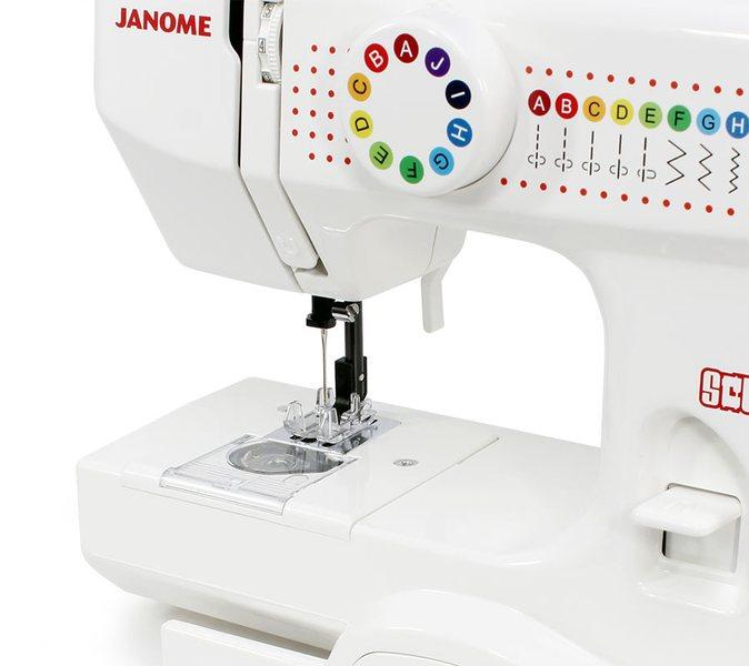 Mała maszyna do szycia JANOME SEW MINI DX2
