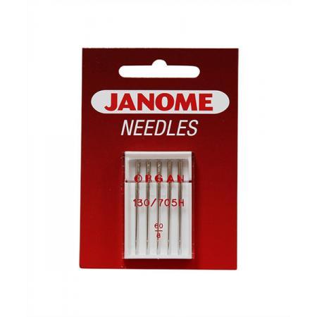 Igły Janome do tkanin (5x60), fig. 1