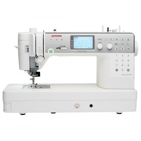 Maszyna do szycia JANOME MC6700 Professional, fig. 1