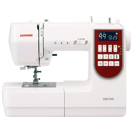 Maszyna do szycia JANOME DM7200, fig. 1