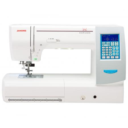 Janome MC8200QCP SE + stół, fig. 2