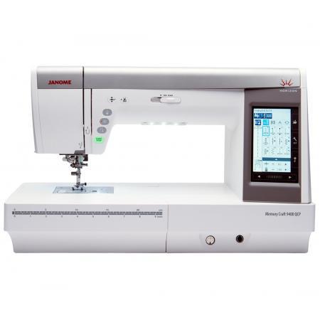 Maszyna do szycia Janome MC9400QCP, fig. 1