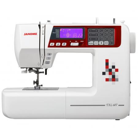 Maszyna do szycia JANOME TXL607, fig. 1