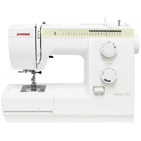 Maszyna do szycia JANOME 725S, fig. 1