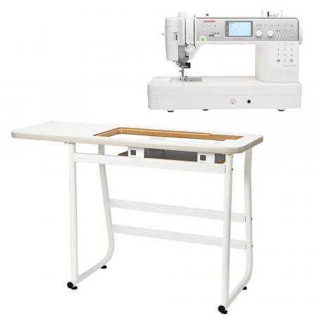 Janome MC6700P + stół, fig. 1