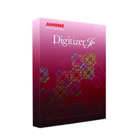 Janome Digitizer Jr v4.5, fig. 1