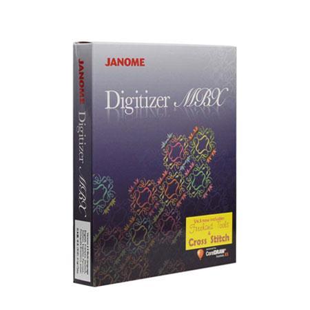 Janome Digitizer MBX v4.5, fig. 1