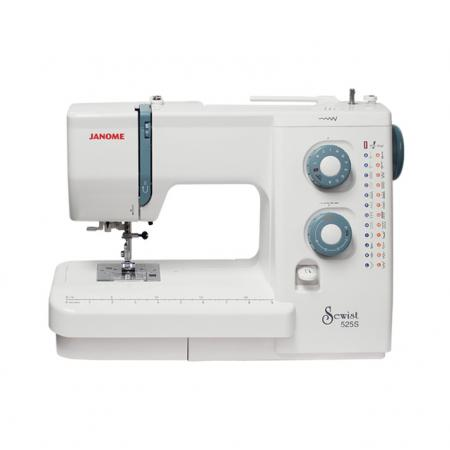 JANOME 525S, fig. 1