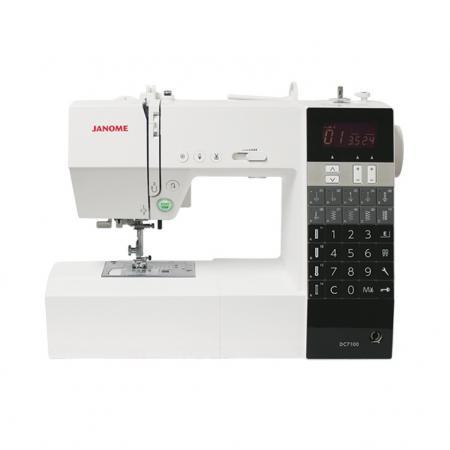 Maszyna do szycia JANOME DC7100, fig. 1