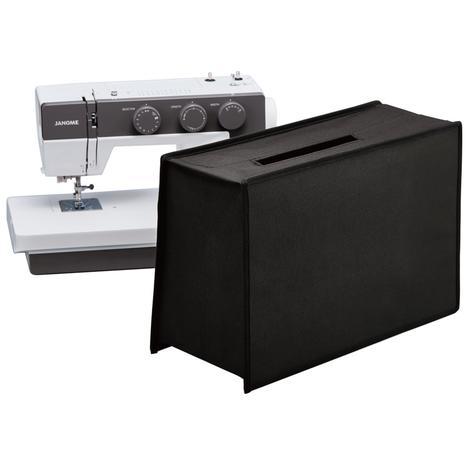 Maszyna do szycia JANOME 1522 DG w kolorze ciemnoszarym