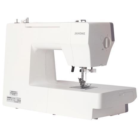 Maszyna do szycia JANOME 1522 LG w kolorze jasnoszarym