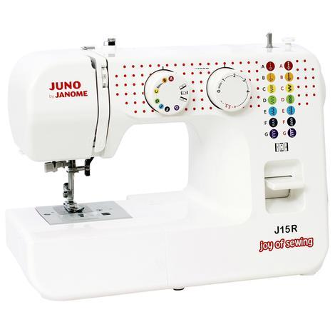 Maszyna do szycia JUNO JANOME J15R
