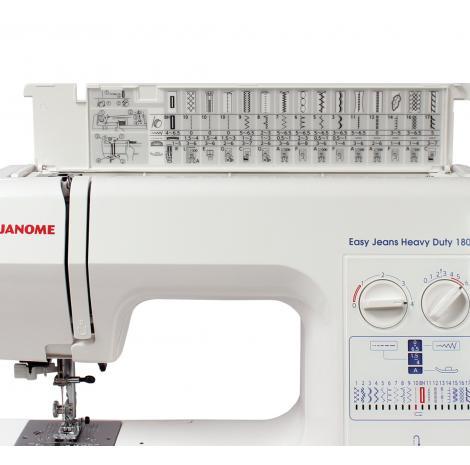 Maszyna do szycia JANOME EASY JEANS HD 1800, fig. 4