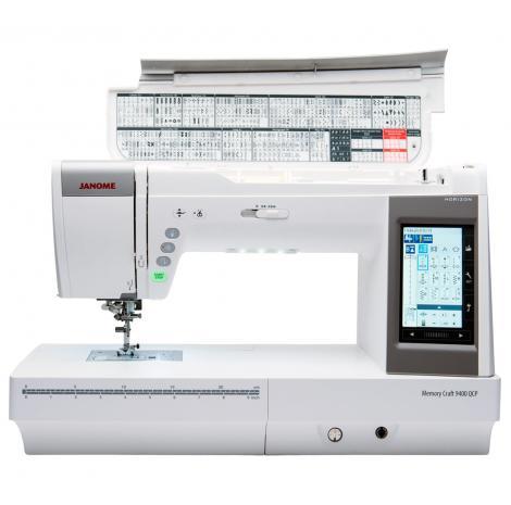 Maszyna do szycia Janome MC9400QCP, fig. 2
