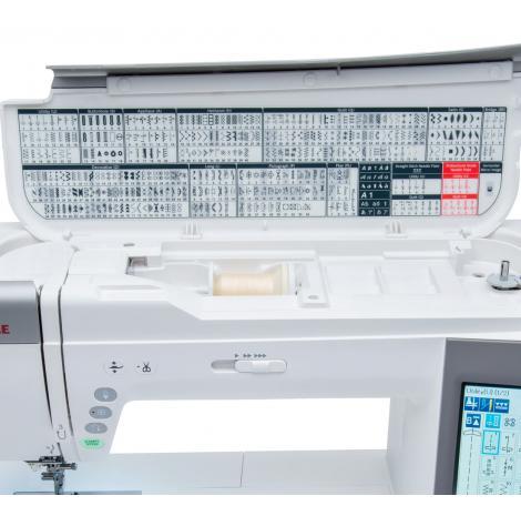 Maszyna do szycia Janome MC9400QCP, fig. 7
