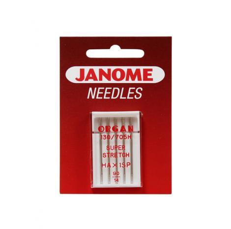 Igły Janome z kulką (5x90), fig. 1