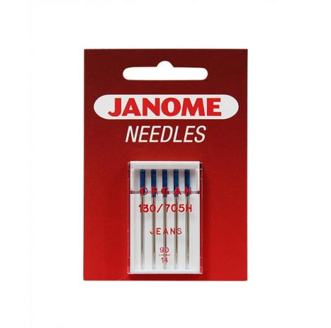 Igły Janome do jeansu (5x90), fig. 1