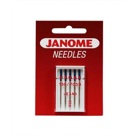 Igły Janome do jeansu (5x110), fig. 1