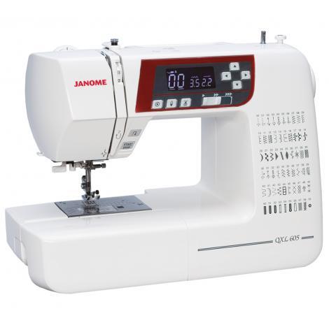 Maszyna do szycia JANOME QXL605, fig. 2