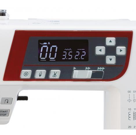 Maszyna do szycia JANOME QXL605, fig. 4