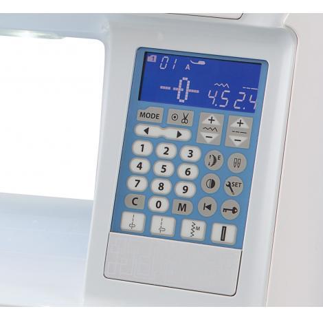Maszyna do szycia Janome SKYLINE S5, fig. 5