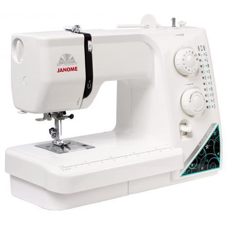 Maszyna do szycia Janome Jubilee 60507, fig. 2
