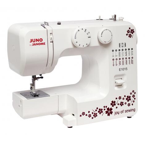 Maszyna do szycia JUNO JANOME E1015