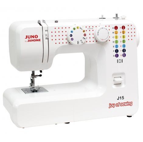 Maszyna do szycia JUNO J15, fig. 2