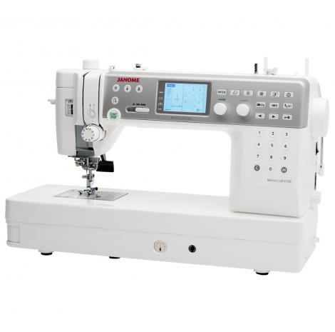 Maszyna do szycia JANOME MC6700 Professional, fig. 3