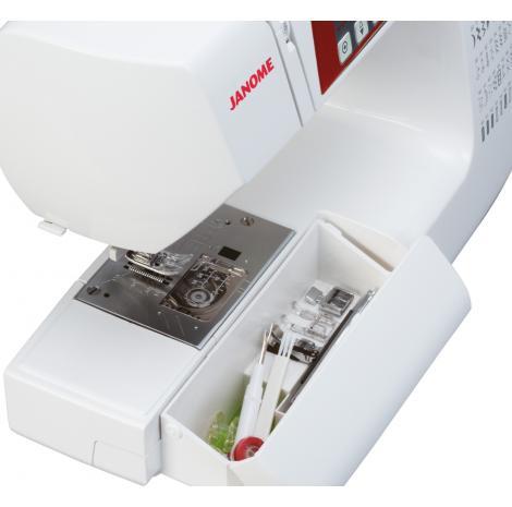 Maszyna do szycia JANOME QXL605, fig. 6