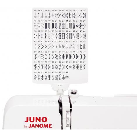 Maszyna do szycia JUNO J100, fig. 5