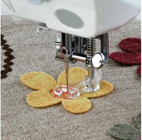 Zestaw do pikowania i szycia patchworków Janome, fig. 4