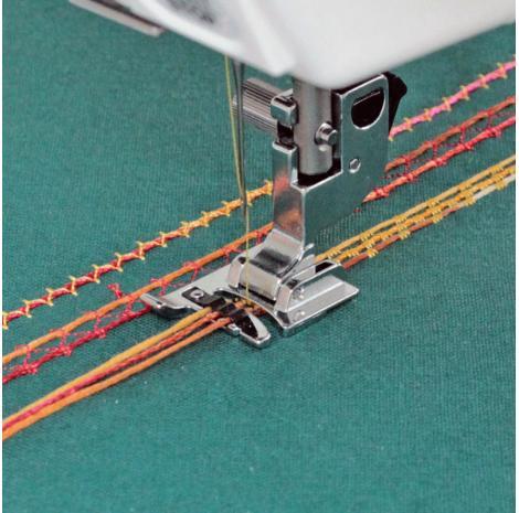Zestaw stopek Janome 8 (rotacyjny 9mm), fig. 3