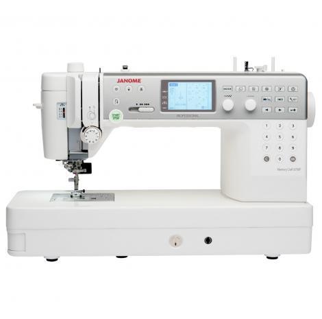 Maszyna do szycia JANOME MC6700P, fig. 1