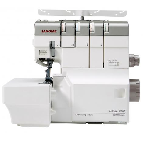 Owerlok JANOME AT2000D Professional, fig. 1