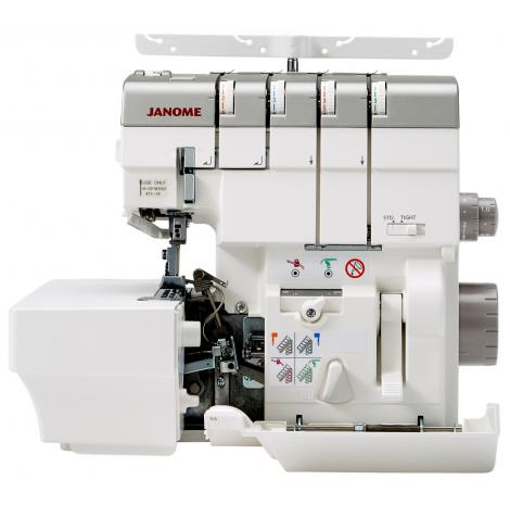 Owerlok JANOME AT2000D Professional, fig. 2