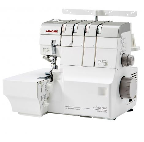Owerlok JANOME AT2000D Professional, fig. 3