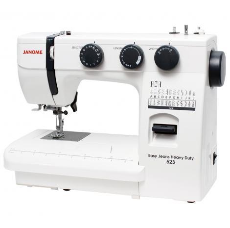 Maszyna do szycia Janome HD 523
