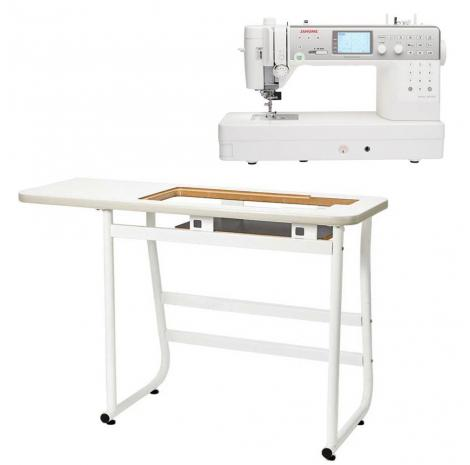 Janome MC6700P + stół, fig. 1